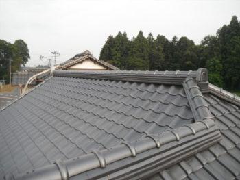 東海村 N様邸 屋根葺き替え工事