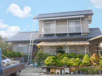東海村 T様邸 屋根葺き替え工事