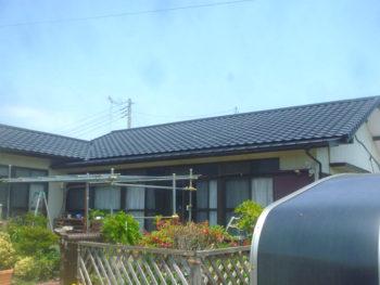 東海村 S様邸 屋根葺き替え工事